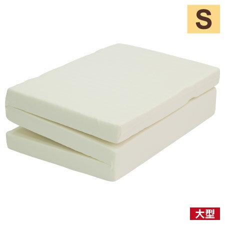 ★單人 可折疊式高彈力棉床墊