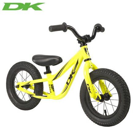 New Arrival 美國BMX品牌DK-NANO Balance Bike(黃色)。兒童滑步車,學步車,滑板車,平衡車