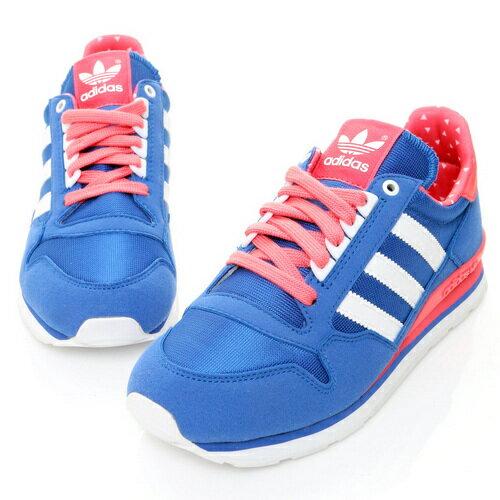 【adidas 】愛迪達 ADIDAS ZX 500 K 女休閒鞋-B25627 0