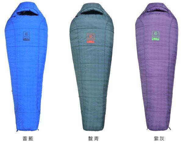 KAILAS 澳洲│KD15 Camper -5 保暖纖維睡袋│秀山莊(KB250004)