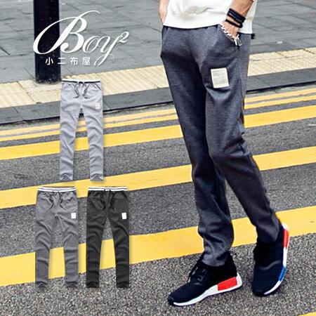 ☆BOY-2☆【NQ95048】運動棉褲 休閒棉質長褲 0