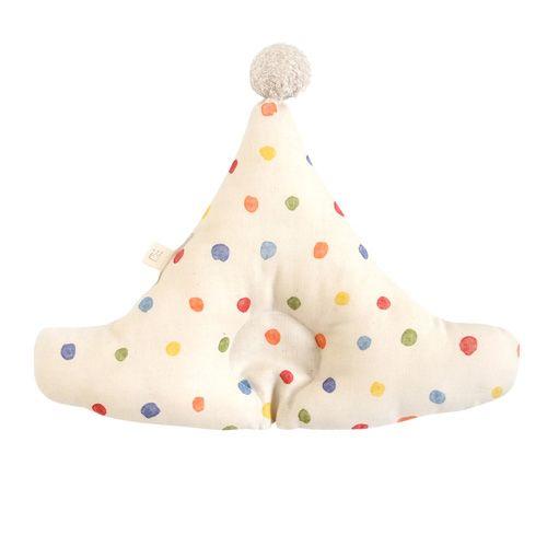 Hoppetta - Naomi Ito - 繽紛波點嬰兒枕 7