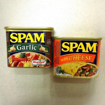 美國SPAM午餐肉罐頭