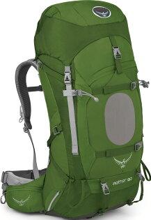 [ Osprey ] Aether 60 蒼穹 專業登山健行大背包/登山背包 綠