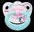 『121婦嬰用品館』NUK 印花矽膠安撫奶嘴 - 一般(2入) 2