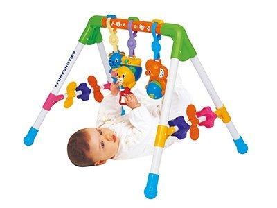 『121婦嬰用品館』樂雅 - 四腳健力架 1