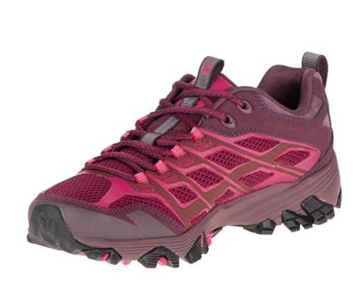 Merrell 運動休閒鞋 CAPRA BOLT WATERPROOF 粉紅 女 慢跑 健走 登山 0