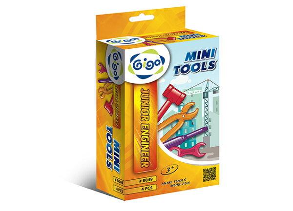 Gigo智高 - 小小工程師系列 - 工具組 #8049 贈Gigo瓢蟲禮盒!