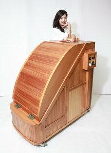 檜木 遠紅外線 烤箱 蒸氣烤箱 台灣第一領導品牌-雅典木桶 木浴缸、方形木桶、泡腳桶、蒸腳桶、蒸氣烤箱