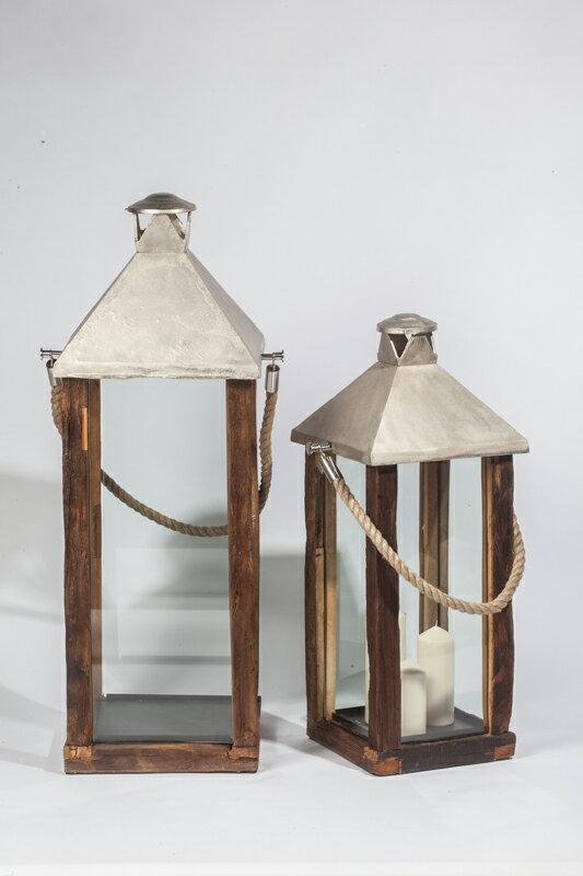 Upptäck Deco 騎士團提燈 - 全兩個尺寸【7OCEANS七海休閒傢俱】 7