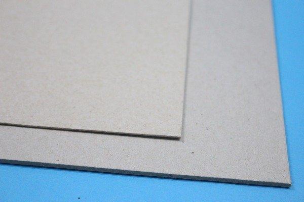 A4灰紙板 表皮紙 厚紙板 表面紙1400磅(雙面灰色)/一包110張入{定11}