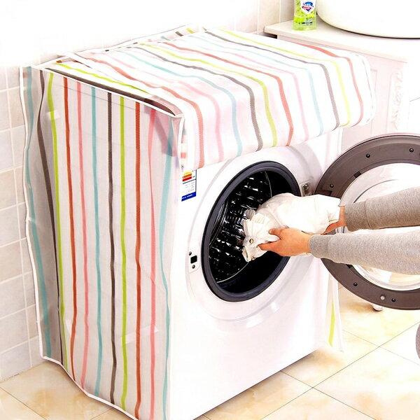 EVA透明防水滾筒洗衣機防塵罩