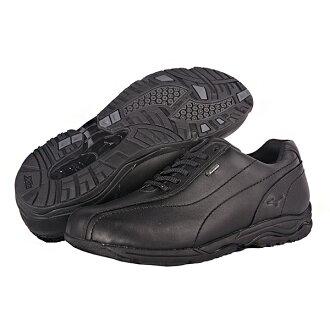 日本大人氣防水GORE-TEX 寬楦健走鞋 WAVE LD40 II 5KF-14009(黑)【美津濃MIZUNO】