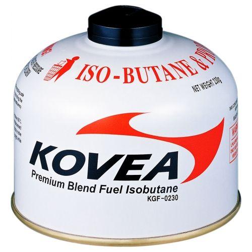 【鄉野情戶外專業】 KOVEA |韓國|  高山瓦斯罐230g - KGF-0230