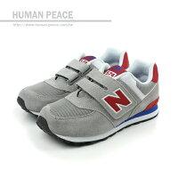 New Balance 美國慢跑鞋/跑步鞋推薦New Balance 574系列 運動鞋 灰 童 no791