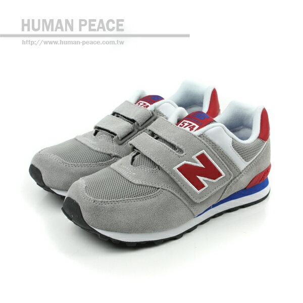 New Balance 574系列 運動鞋 灰 童 no791