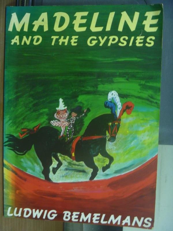 ~書寶 書T1/語言學習_PML~Madeline and the gypsies ~