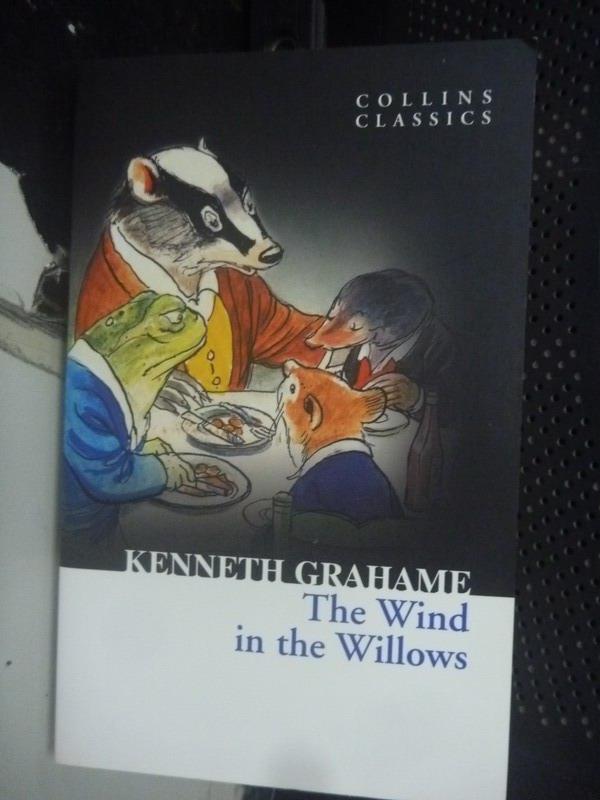 ~書寶 書T9/原文小說_IPV~The Wind in the Willows_Kenn