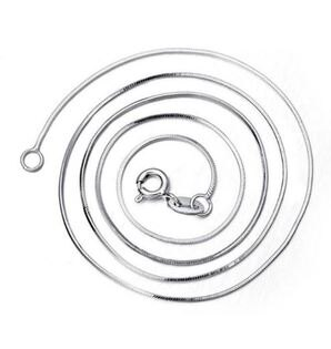 Tokyo Alice 925純銀蛇骨項鏈單鏈,項鏈飾品首飾銀飾甜美鎖骨鏈(s0000123)