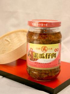 【瑞春醬油】素瓜仔肉