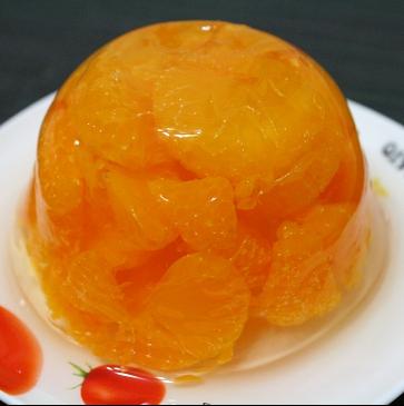 【免運】どっさり生菓子橘子水果果凍1盒 (  250g / 個,6個/盒) 1