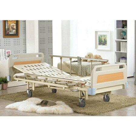 【耀宏】三馬達護理床電動床YH316,贈品:餐桌板x1,床包x2,防漏中單x2