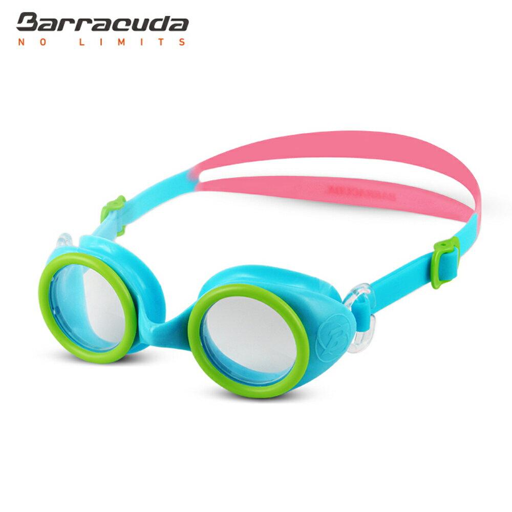 美國巴洛酷達Barracuda兒童抗UV防霧泳鏡-WIZARD#91355 3