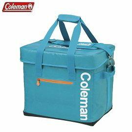 [ Coleman ] 35L Elite 水藍冷袋 / 行動小冰箱 / 保冰袋 / 冰桶 / 公司貨 CM-6601