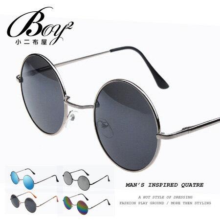 ☆BOY-2☆【N5004】太陽眼鏡 復古多彩墨鏡 0