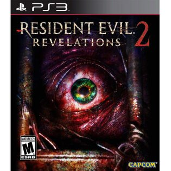 (全新現貨己拆) PS3 惡靈古堡:啟示 2 中英日文美版 Resident Evil: Revelations 2