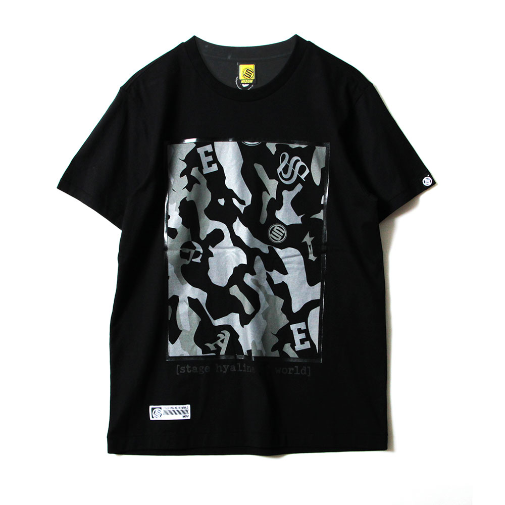 STAGE COMPLEX BOX SS TEE 黑色 / 白色 兩色 4