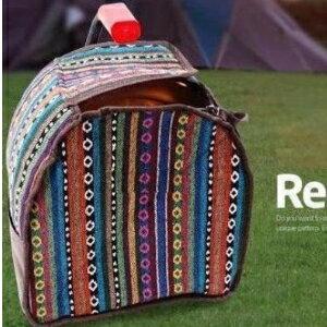 美麗大街【105062036】新款戶外野營民族風系列野營包露營收納包電線包電線 收納袋