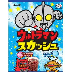 日本不二家 鹹蛋超人協作包裝 汽水糖 [JP442] - 限時優惠好康折扣