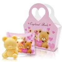 婚禮小物推薦到一定要幸福哦~~英國貝爾-熊熊抗菌皂50g-提盒款, 婚禮小物,送客禮,姐妹禮