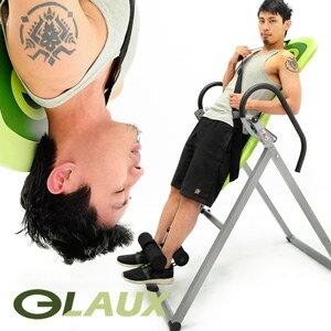 ~LAUX 雷克斯~安全帶折疊倒立機^(無重力迴轉式倒立器.科技倒立椅倒吊椅.拉筋機拉筋板