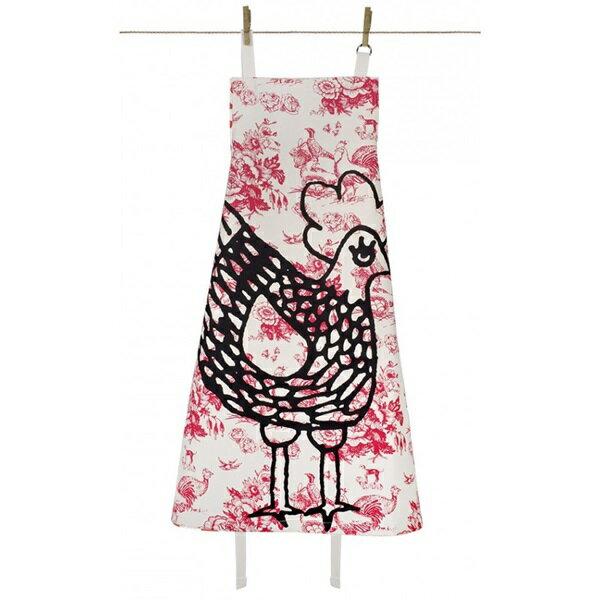 《法國 La Cocotte Paris》廚房的美好時光圍裙  Jouy rouge cocotte 0