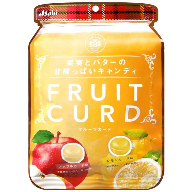 有樂町進口食品 [Asahi]朝日 Fruit Curd 綜合水果糖 80g 4946842523962 0