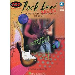 MI系列--搖滾吉他基礎教學譜  MI/ROCK LEAD BASICS (Guitar) +Audio Access