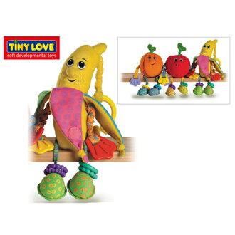 *babygo*TINY LOVE可愛水果玩偶-香蕉#1038010