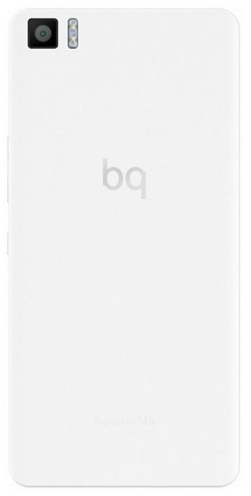 BQ AQUARIS M4.5 4G 8GB BLANCO. SMARTPHONE LIBRE 3
