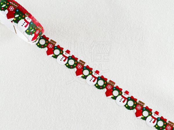 *小徑文化*日本進口 MOYO Lace Tape 系列 - 聖誕節_01 ( Christmas-01 )