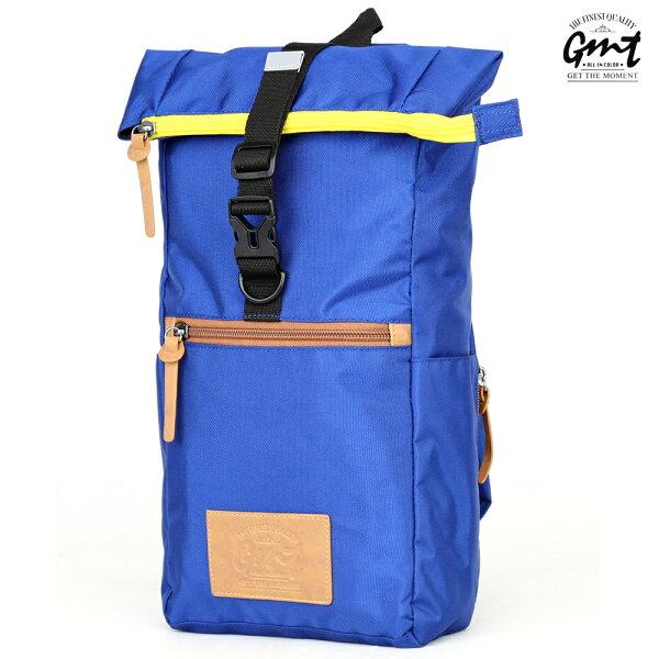 E&J【011015-02】免運費,GMT 挪威潮流品牌 寶藍單車休閒側背包;後背包/男包/女包/腳踏車包/腰包/隨身包