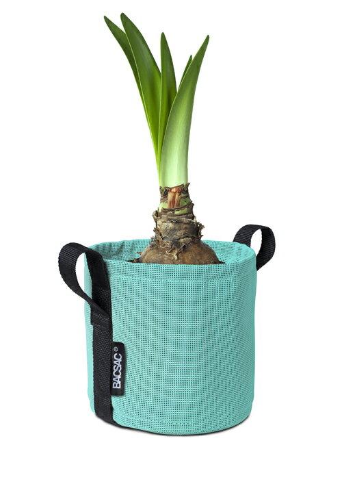 【7OCEANS七海休閒傢俱】BACSAC 圓形植物袋 3L 現貨六色 8