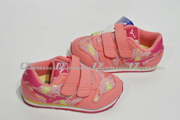 【登瑞體育】MIZUNO 童鞋 RUN KIDS -K1GD163360