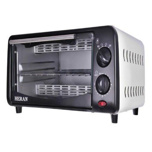 禾聯 HERAN 9公升 雙旋鈕電烤箱 HEO-0901WGH