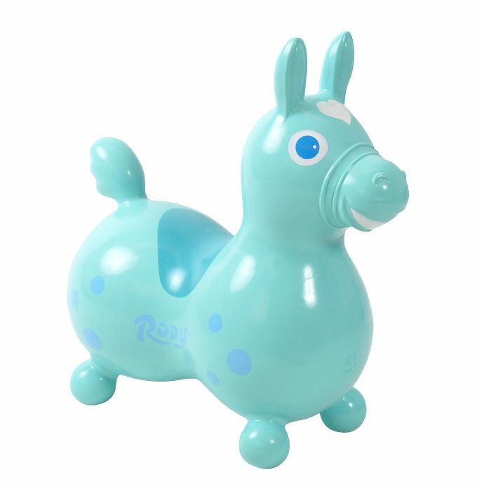 Rody - 跳跳馬騎乘玩具 淺藍 Jammy Global/台灣永曄原廠正品 (加購原廠配件享特價優惠!) 0
