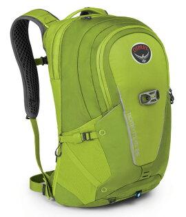 【鄉野情戶外用品店】 Osprey |美國| MOMENTUM 26 單車通勤電腦包/城市背包-果園綠/Momentum26 【容量26L】