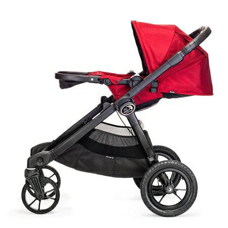 美國【Baby Jogger】City Select 四輪嬰兒推車 (黑管黑) 5