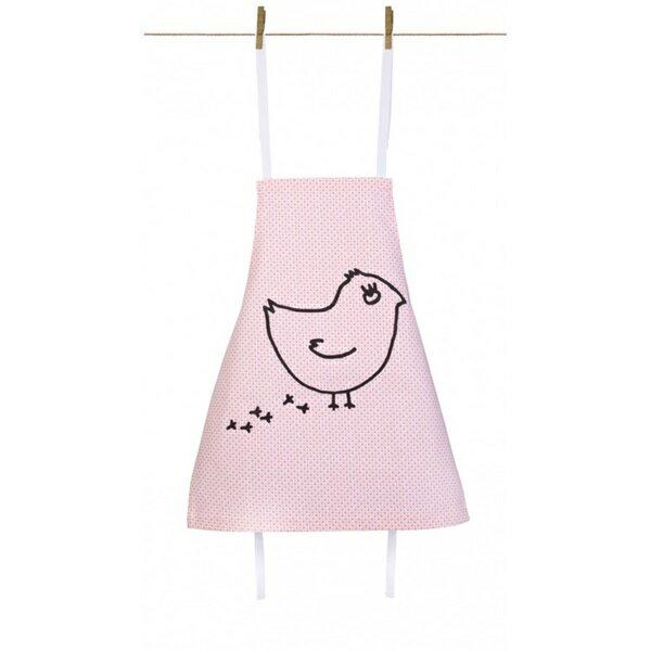 《法國 La Cocotte Paris》廚房的美好時光-孩童圍裙 Vichy coquito 0