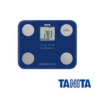 當日配 體脂計 TANITA七合一體脂計 BC-751 藍色 贈好禮